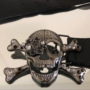 Accessories - Skull belt